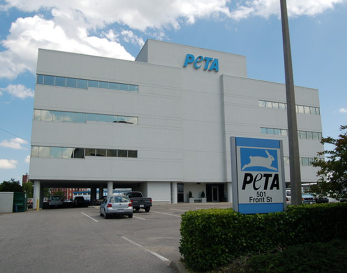 According to the Virginia Department for Agriculture and Consumer Services, People for the Ethical Treatment euthanizes over 1,500 animals a year. Pictured above is the organization's headquarters.