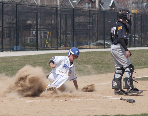 Sophomore centerfielder Will Meador went 4-for-7 in a two-game split against Wooster.  Meador picked up two RBIs and three walks in the double header.
