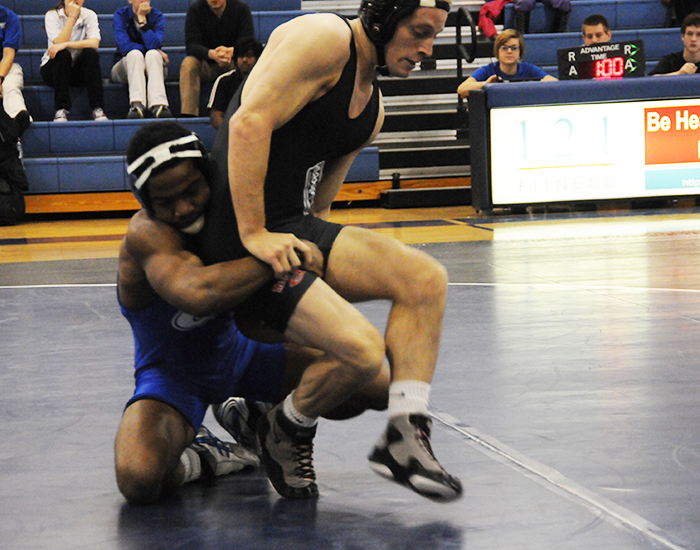 Wrestler Isaac Dukes was one of the programs top athletes and became the fourth Spartan to win an individual National Championship with a win in the 149-pound weight class in 2010.