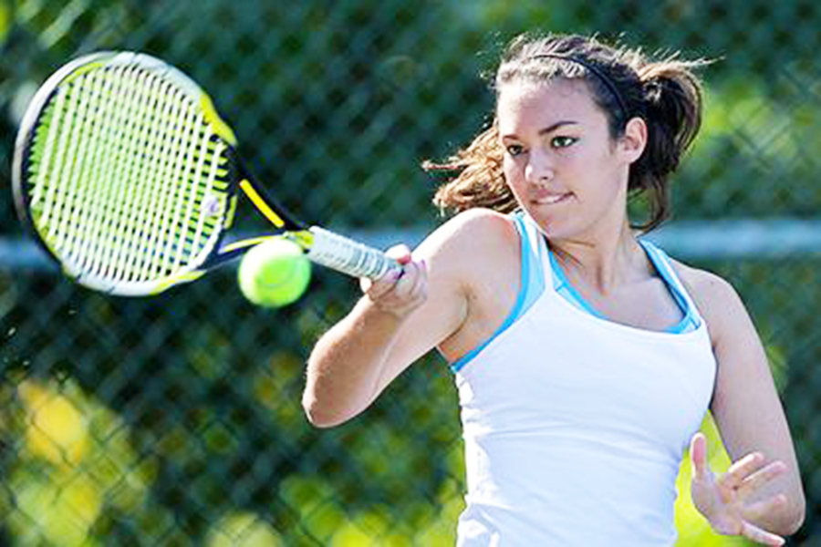 Sophomore Marianne Bonanno improved to 9–11 with a win on Saturday against Walsh University's Kayla Shaheen 6–0, 6–0. Bonanno has competed all season across the Case lineup.