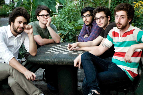 Passion Pit will be headlining a campus concert on September 28.