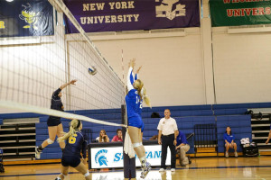 Spartan volleyball seeks to best conference competition