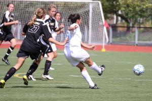 Women's soccer  to open against  Transylvania
