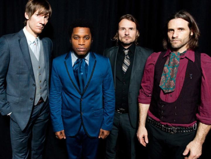 Vintage Trouble took the Grog Shop's stage by storm last Saturday, Aug. 24. The emotion-packed, two hour concert evoked significant audience participation.