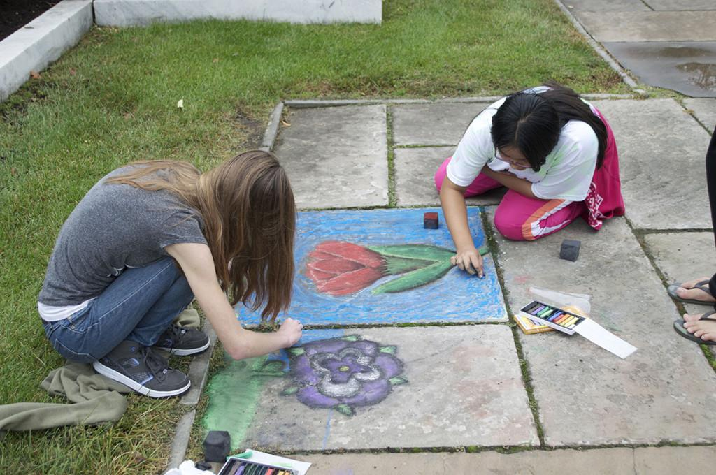 Cleveland Museum of Art Chalks it up to Color