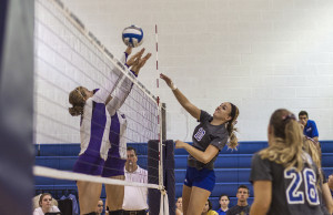 Volleyball 7-6 after loss to Heidelberg