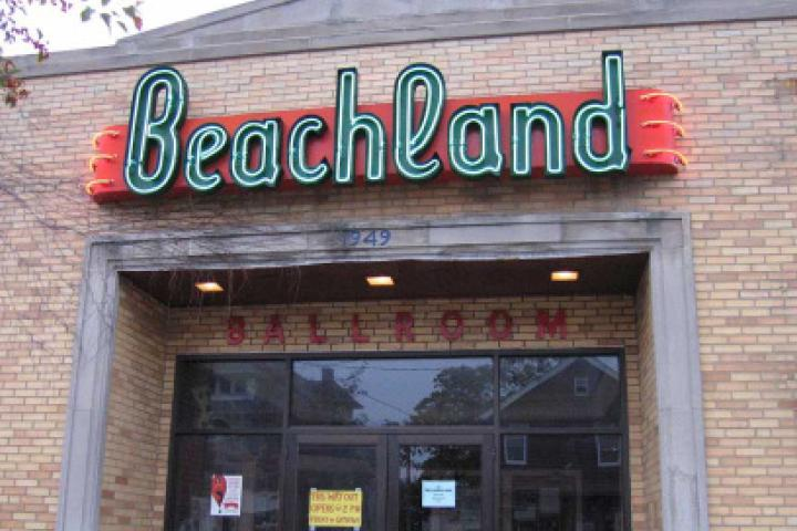 The Beachland Ballroom and Tavern, pictured above, is a local hotspot that offers cheap concert tickets from bands local and national.