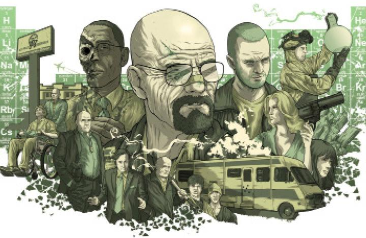 The last three episodes of the hit television series 'Breaking Bad' will air on AMC (Channel 11.4) every Sunday night at 9:00 p.m.