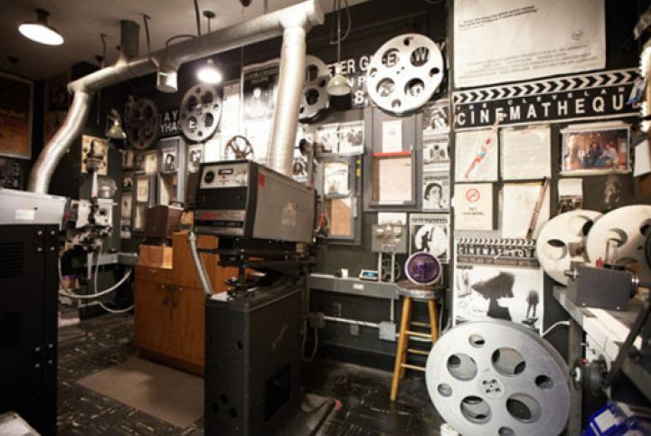 Cinematheque+at+CIA+%28projection+room+pictured+above%29+offers+artfully+chosen+films+just+a+quick+walk+from+CWRU+housing+in+University+Circle.