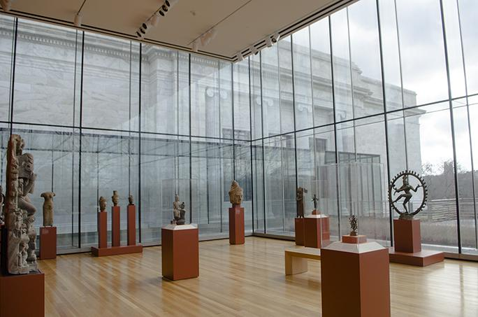 Cleveland Museum Of Art: Cleveland Museum Of Art Completes 8-year Renovation