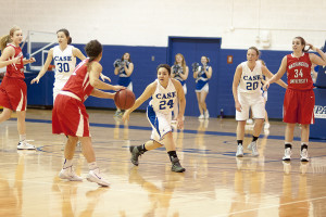 Spartans fall to last place in UAA