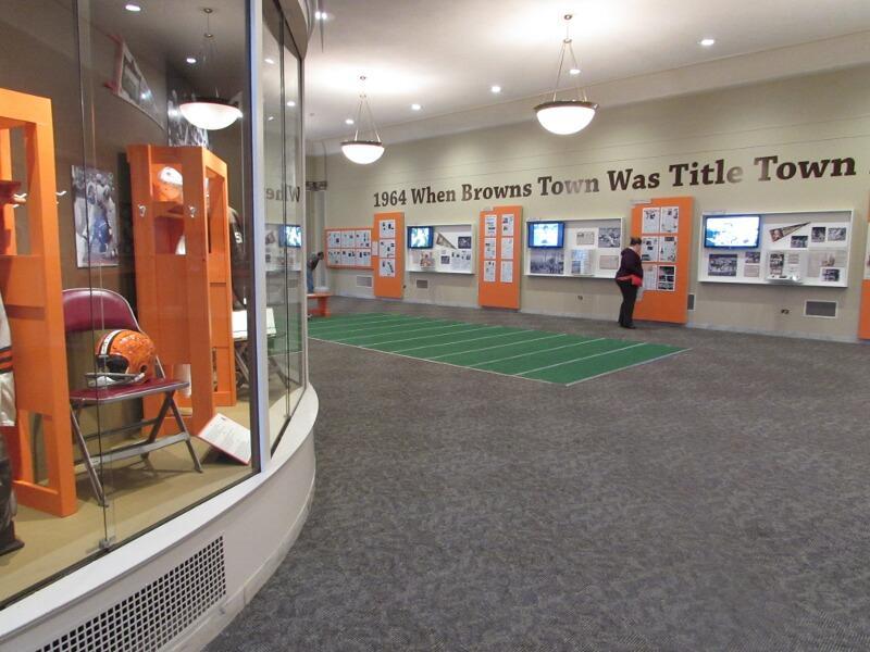 Browns Exhibit