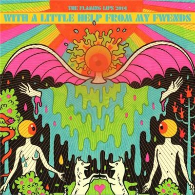 The Flaming Lips' new album brings a psychedelic album to an even weirder place.