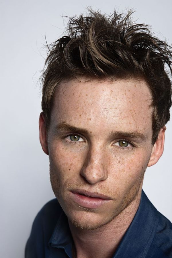 A conversation with actor Eddie Redmayne
