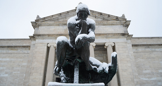As the snow piles up, still make time to explore Cleveland this winter.