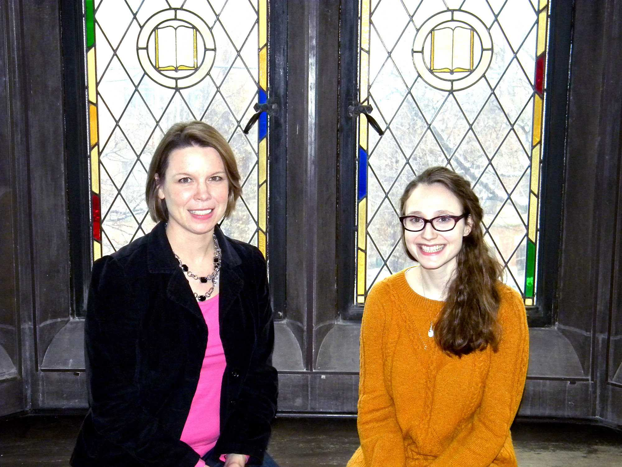 Psychology professor Amy Przeworski and graduate student Jennifer Birnkrant created a survey that is looking to learn more about the experiences of transgender children and their parents.