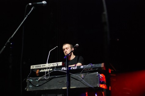 RJD2 will headline the biggest concert the Tinkham Veale University Center has seen yet on Wednesday, Feb. 11