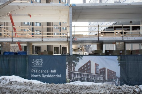 The new residence hall will not open until Sept. 12, displacing its 290 occupants for the first two weeks of the fall semester.