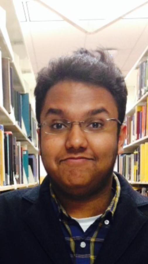 Candidate Arjun Gopinath
