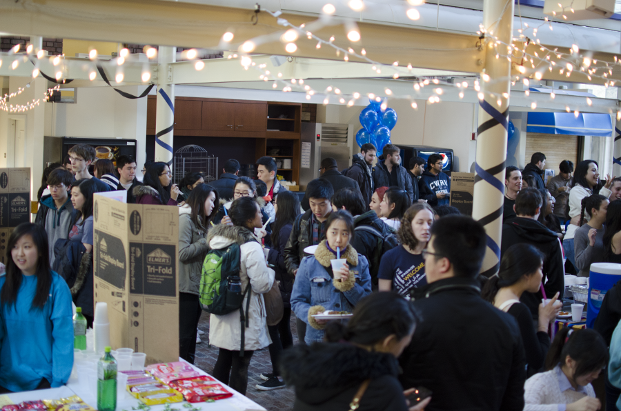 World Expo: Night Market brought together different cultural groups from CWRU's campus for an evening of food and fun.