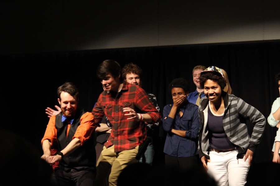 Improvment's Lake Effect event brought togehter local improv comedy groups from around the state of Ohio to perform in a day of laugh-filled performances.