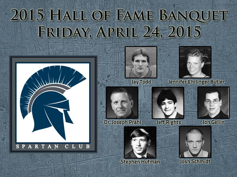 Spartan club to honor this years inductees to CWRU Hall of Fame on Friday
