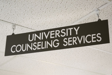 University Counseling Services provides a variety of resources but cannot meet all of students' mental health needs all the time.