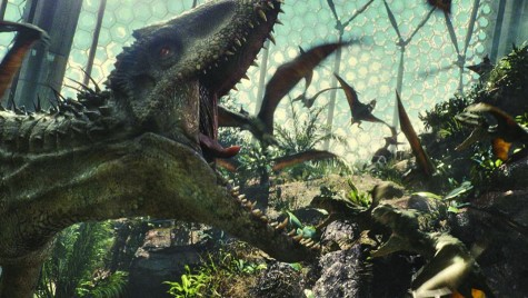 Indominus Rex serves as the film's surprisingly sympathetic villain.