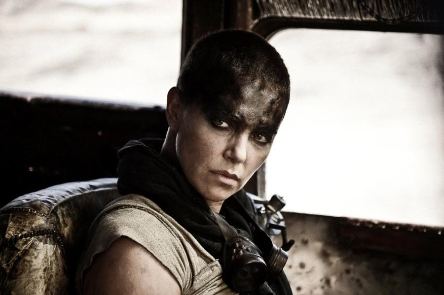 Mad Max: Fury Road features Charlize Theron as its strong female lead, Furiosa.
