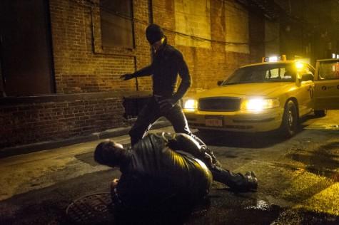 Charlie Cox as Matt Murdock in Netflix's