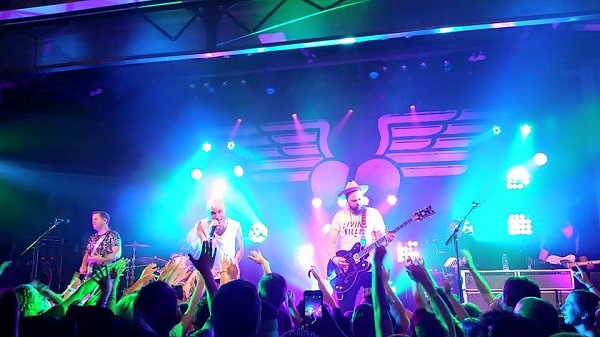 Neon Trees will be back in Cleveland again next week, touring off their latest album,
