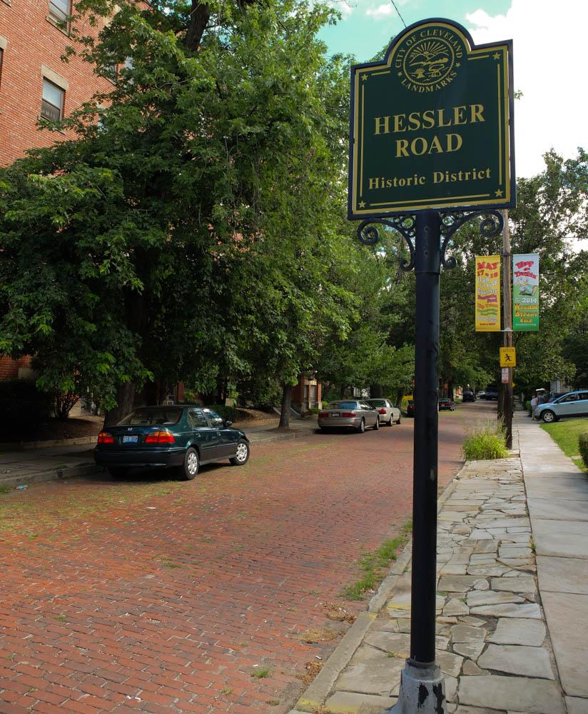 Residents along Hessler Street received letters from the University Circle Police Department outlining their stance on noise policy violations.