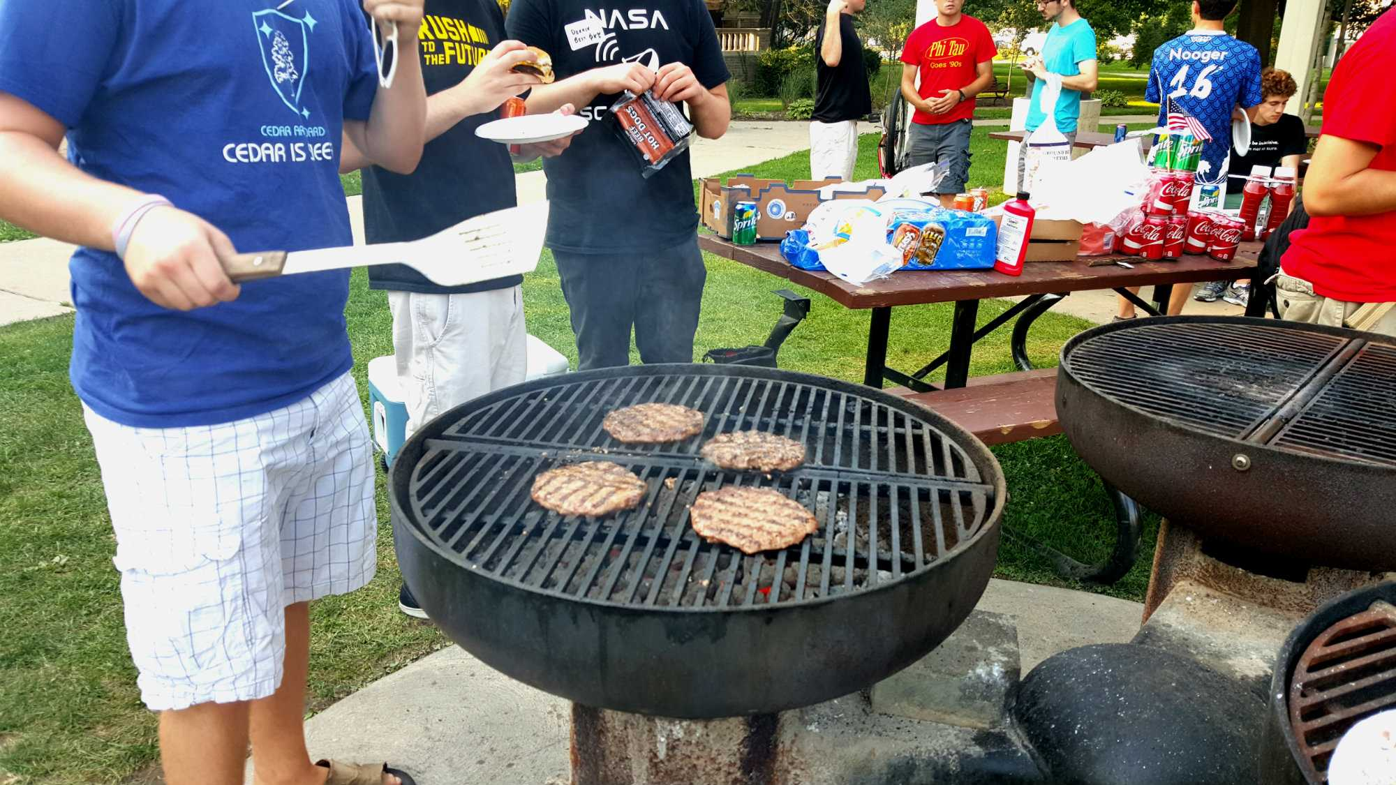 Resident Assistants are currently not allowed to make food for their residents. Next semester, all student organizations could be bound by a similar policy.