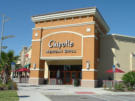 Chipotle delivery will be coming to CWRU this fall via Tapingo.