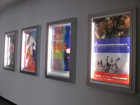 The Cinematheque has moved to a new location inside the CIA George Gund building.