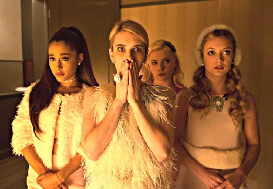 "Despite its description as a horror show, ""Scream Queens"" isn't too scary."