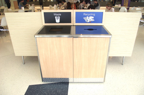 TVUC gets new trash cans