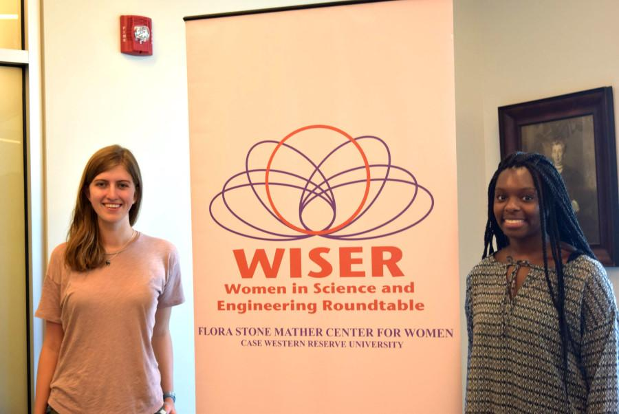 WISER helps first-year female students with STEM interests connect with older female mentors.