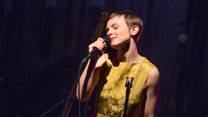 Kat Edmonson will perform her signature brand of jazz at the Music Box Supper Club.