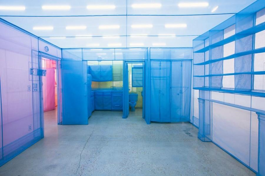 Do Ho Suh is one of the new exhibitions on view at MOCA.