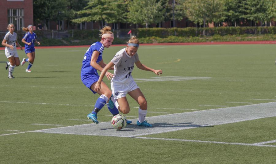 The Spartans battled to a scoreless tie this weekend at home against Wooster.