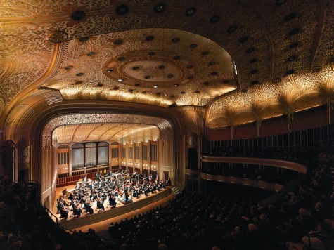The Cleveland Orchestra performs at Severance Hall, where last week they featured soloist Leonidas Kavakos.