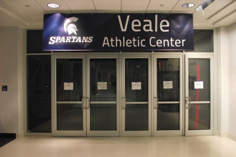 Renovations underway in Veale Center and Adelbert Gymnasium