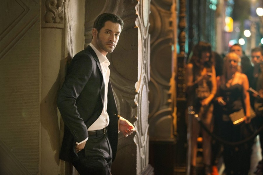 Lucifer airs on Mondays at 9 pm on FOX.
