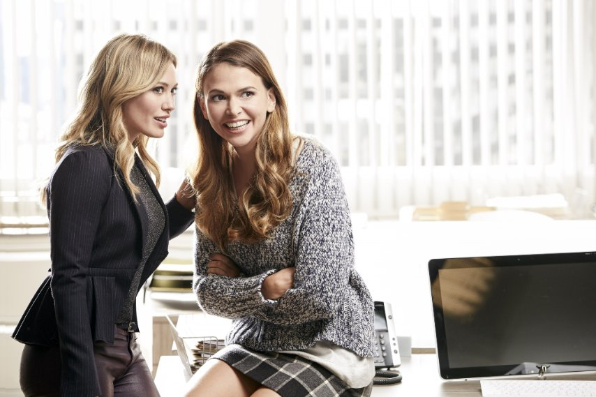 Hillary Duff and Sutton Foster star in