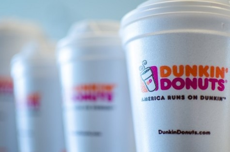Dunkin' Donuts will welcome students after Winter Break