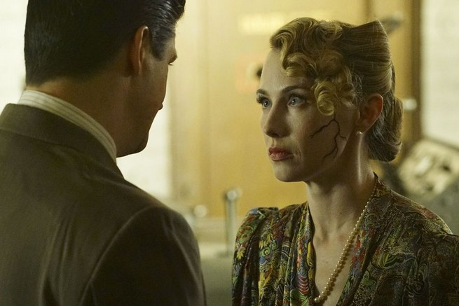 "James D'Arcy shines as ""Agent Carter"" marches toward a finale"