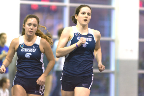CWRU track and field teams excel at Jim Wuske Invitational