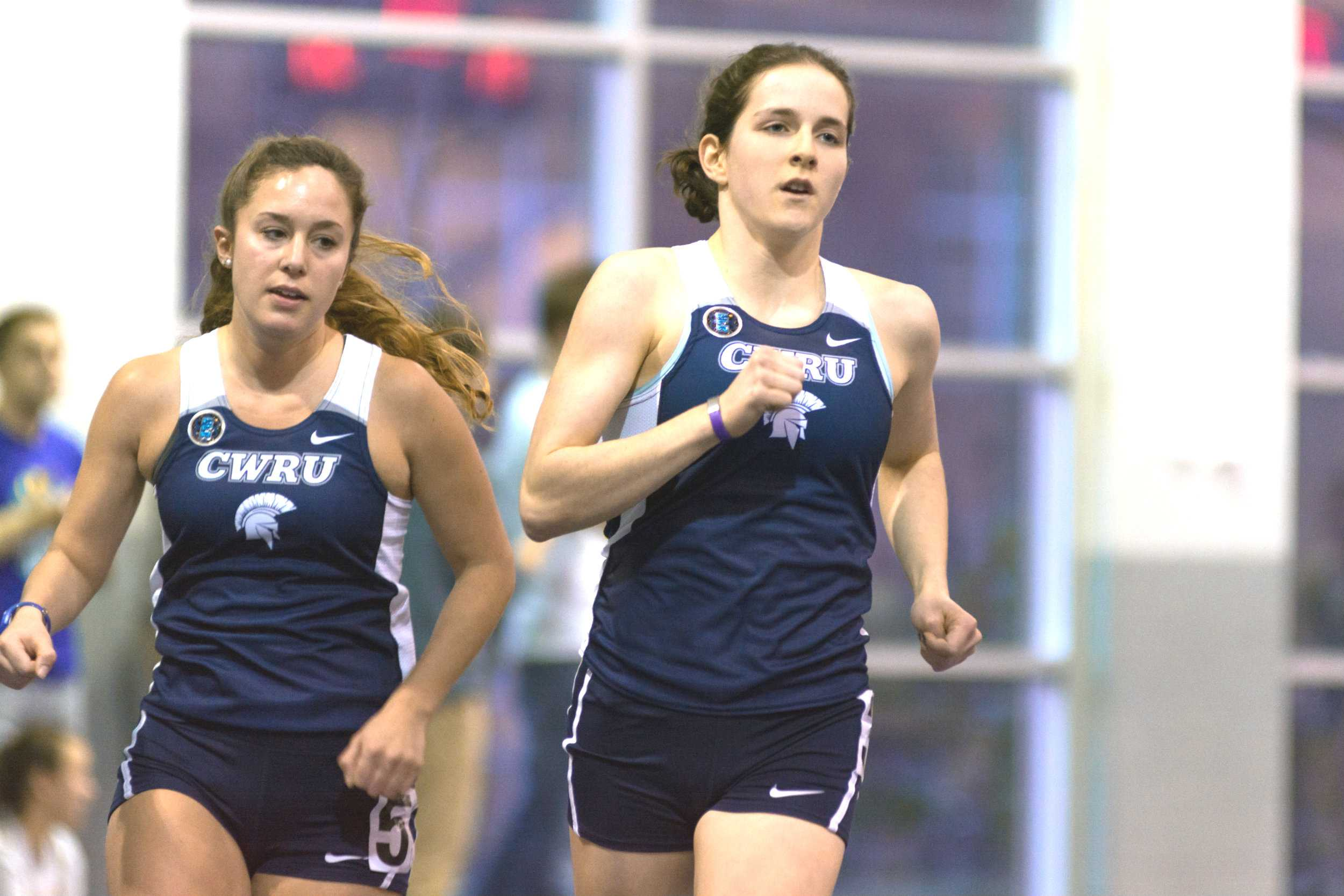 The Spartans prepare for four meets in two weeks as they excel at the Jim Wuske Invitational.