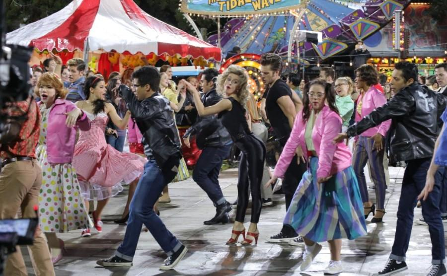 %22Grease%3A+Live%22+aired+on+FOX+on+Jan.+31.